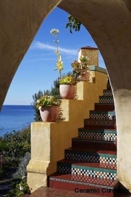 Craig Deco Stair Risers
