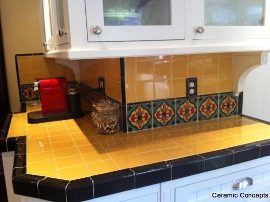Kitchens Hand Painted Tile Art Decorative Ceramic Tiles