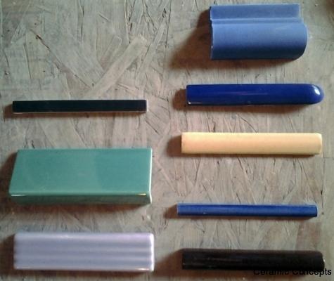 Trims Hand Painted Tile Art Decorative Ceramic Tiles