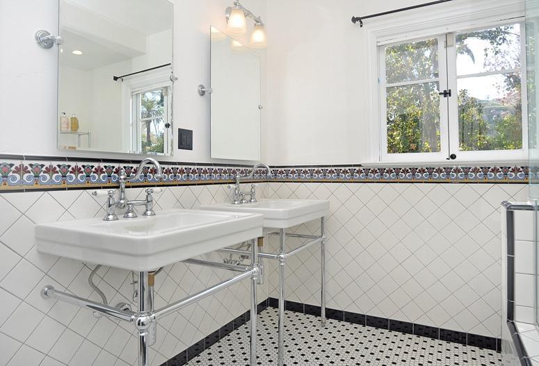 Bathroom Deco Tiles - HAND PAINTED TILE ART: Decorative ...